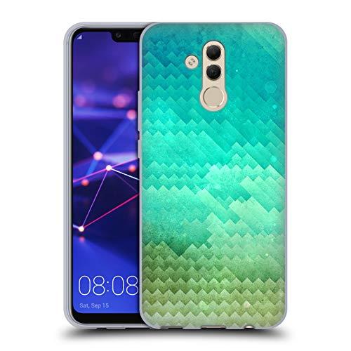 Official Spires Dig Sig Slabs Soft Gel Case for Huawei Mate 20 Lite