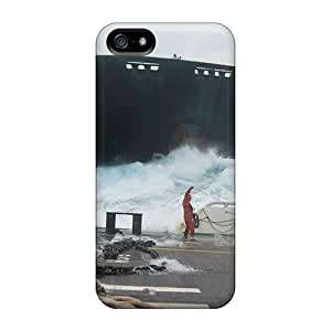 Durable Defender Case For Iphone 5/5s Tpu Cover(close Call)