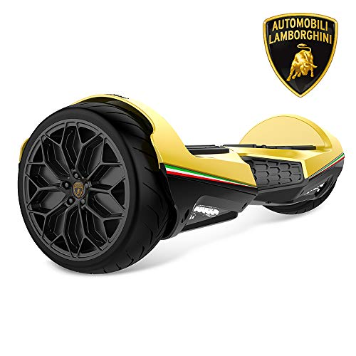 LAMBORGHINI Hoverboard 6.5' Yellow