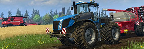 Farming Simulator 15 Platinum Hits - Xbox 360 - http://coolthings.us