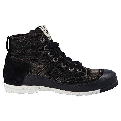 Herren Mud Schwarz Hohe M Black Sneaker Yellow Cab SqxaCC