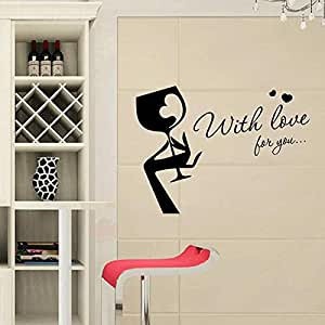Exquisite Muslim Culture Wall Stickers For Living Room