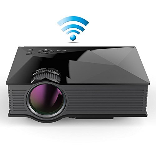 Entertainment Multimedia Portable Projector 800x480p