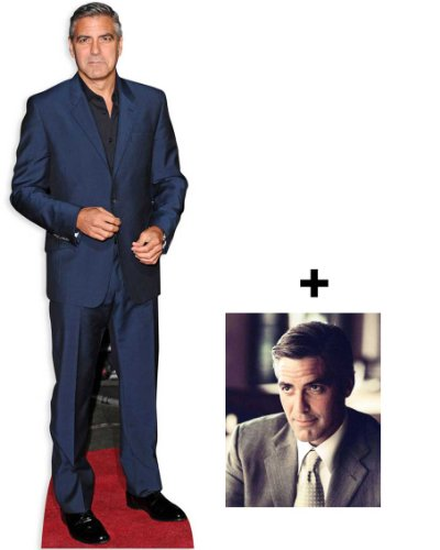 FAN-PACK-George-Clooney-LIFESIZE-CARDBOARD-CUTOUT-STANDEE-STANDUP-INCLUDES-8X10-25X20CM-STAR-PHOTO-FAN-PACK-268