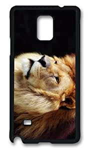 Adorable King Lion Hard Case Protective Shell Cell Phone For Case Iphone 6Plus 5.5inch Cover