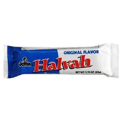 Joyva Vanilla Halvah Bars, 1.75 oz. - 12 Bars by Joyva
