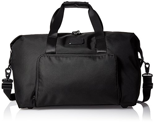 Tumi Alpha 2 Double Expansion Travel Satchel, Black by Tumi