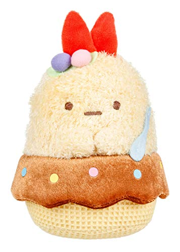 Sumikko San-X Licensed Ebifurai no Shipo Ice Cream Plush Doll - 4