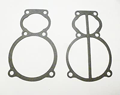 M-G 330903K Head Cover Gasket Set for Devilbiss, Powermate, Sears Air Compressor Reference BAL-T59S