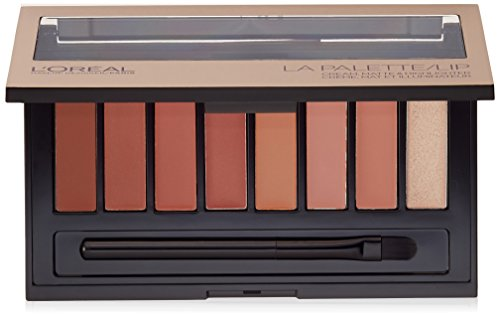 L'Oréal Paris Colour Riche La Palette Lip, Nude, 0.14 oz.
