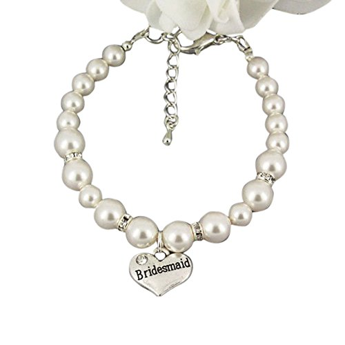Infinity Collection Bridesmaid Gift Bracelet, Bridal Party Bracelets, Makes the For Bridesmaids