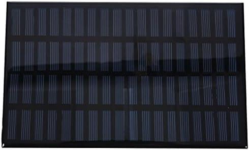 RETYLY Solar Plattte Solar Modul Photovoltaik Solar Zelle Polykristalliner Ovp Typ: 18V 2.5W