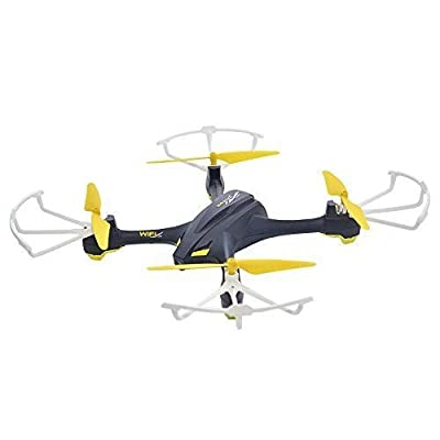 WIFI FPV Version Hubsan X4 H507A Plus Drone with 720P HD Camera Headless Mode Quadcopter with GPS Modus great for Beginners by Hubsan drone