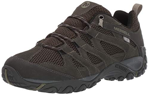 Merrell Men's Alverstone Waterproof Hiking Shoe