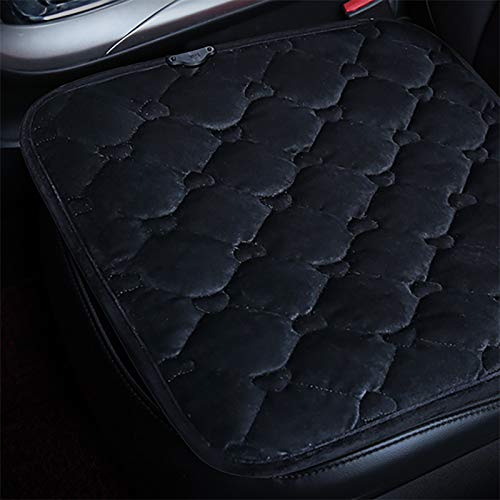 Black /& Beige Powstro Car Heater Seat Cushion 12V Universal Temperature Control Warmer Perfect for Cold Weather and Winter Driving Car Heated Pad