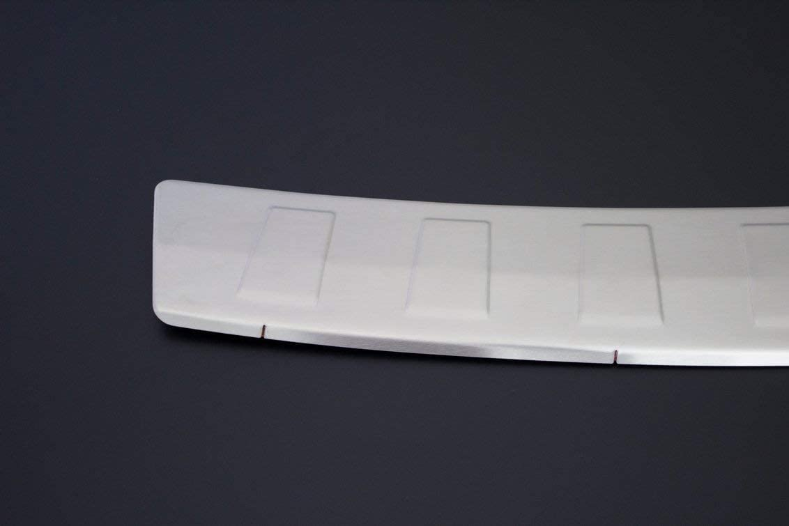 2015 8R Protection de pare-chocs arri/ère en acier inoxydable chrom/é pour Audi Q5 SUV 2008