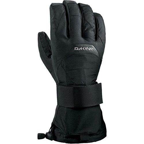 (Dakine Wristguard Ski/Snowboard Glove Small Black)