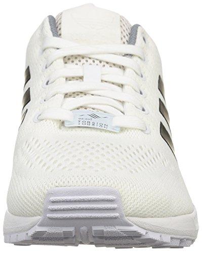 Multicolore granit Adidas cblack Zx ftwwht Homme Flux Baskets Pour RZnxCfqPpw