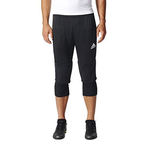 adidas TIRO17 3/4 Pants [Black] (L) ()