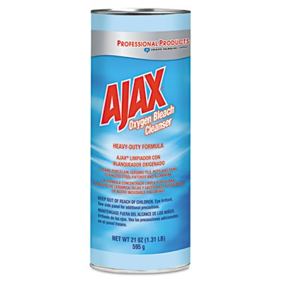 Ajax Oxygen Bleach Powder Cleanser, 21-Ounce Container CPM14278 (Ajax Oxygen Bleach Powder)