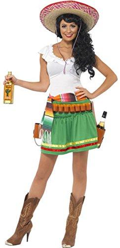 Tequila Shooter Girl Costume Medium ()
