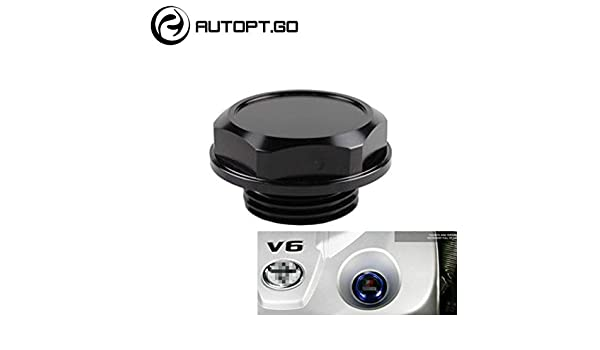 Engines & Components New Arrived Billet Aluminum Engine Valve Cover Oil Filler Cap for Toyota Camry Corolla Rav4 TRD Highlander Oil Tank Cover Caps: ...