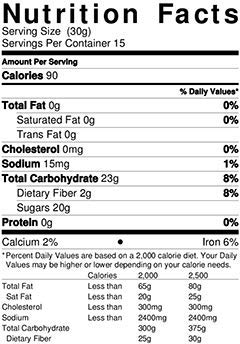 Dried Fruit Trail Mix (10lb Case) by Nutstop.com (Image #2)