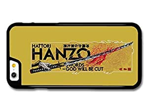 Kill Bill Movie Hattori Kanzo Sword with Blood Ninja Japan For HTC One M7 Case Cover A10808