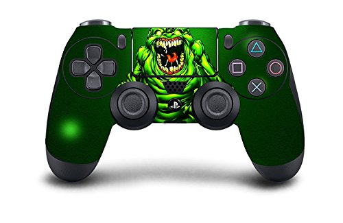 Slime Controller - (Slime Monster) Exclusive Custom PS4 Controller Available in Over 30 Unique Hand-Airbrushed Designs