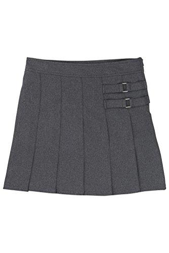 Grey School Skirt