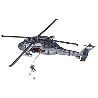 Mega Bloks Call of Duty Ghosts Tactical Helicopter: Toys & Games