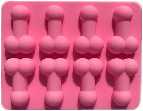 Amazon.com: Silicone Mold Dicks Silicone Molds Dicks Silicone Dick Ice Cube Cake Tools Novelty Gag Gift Penis Funny Sexy Chocolate Soap Tray Cake Mold Mould Tools Party Pink Mold Dicks: Home Improvement