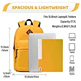 School Backpack,VASCHY Water Resistant Lightweight