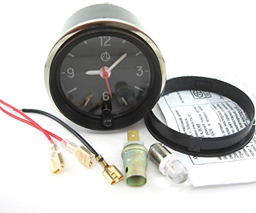 12v analog car clock - 1