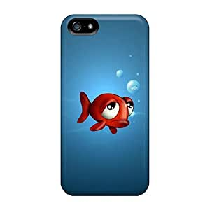 Iphone 5/5s Case Cover With Shock Absorbent Protective ACDhO5130lKHhY Case