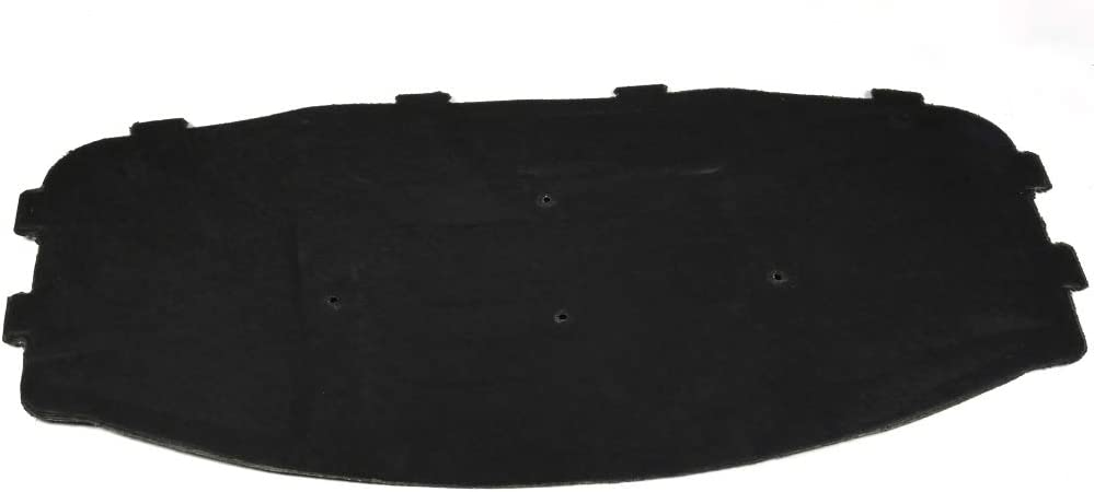 New 51488193941 Engine Hood Insulation Pad Fits for BMW E46 320i 325i 328i 330i 330xi Front Hood Heat Insulation Pad Black