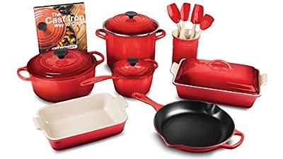 Le Creuset 16-piece Cookware Set
