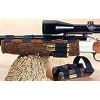 Knobloch-Jagd Vorderschaftauflage aus Filz mit Patronenschlaufen Gewehrauflage Zielauflage