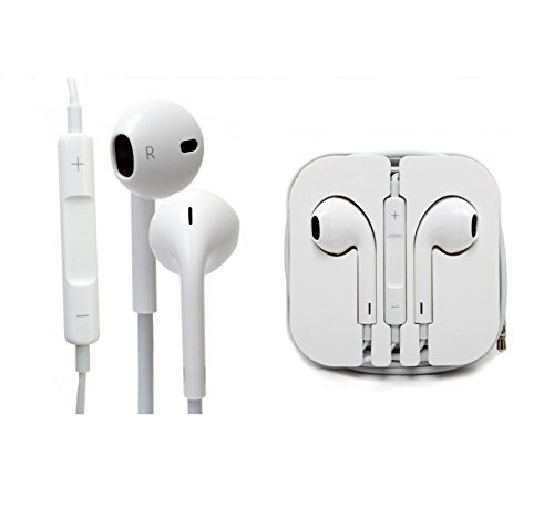 Cable-Hunter-Top-Selling-35MM-Earpods-Handsfree-For-Iphone-Ipad-Ipod-White-2-Years-Warranty