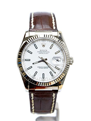 Rolex Datejust automatic-self-wind mens Watch 116139 (Certified Pre-owned)