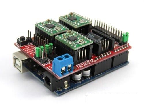 Arduino cnc shield v grbl compatible uses