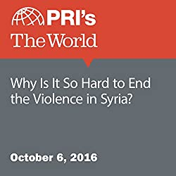 Why Is It So Hard to End the Violence in Syria?