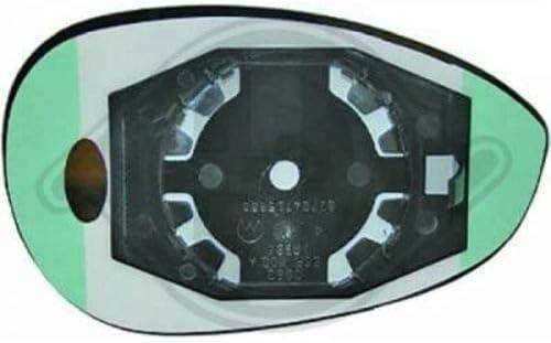 Diederichs 3405126 Spiegelglas Rechts