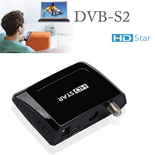 MyGica HDStar DVB-S2 TV Box for Digital Satellite TV ON Your Windows PC Without Internet