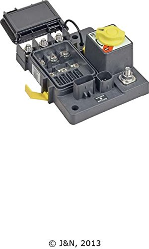 880076 - Terra Power Systems, Fuse Block, 7 Circuits - Pack Of 15