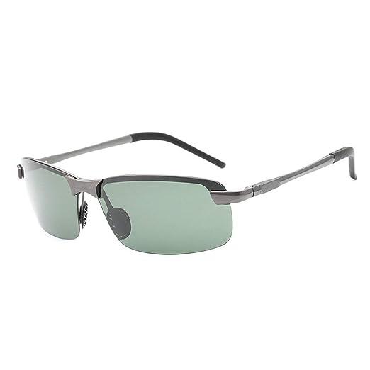 DING-GLASSES Gafas Gafas de Sol Nueva película de Color Polarized ...