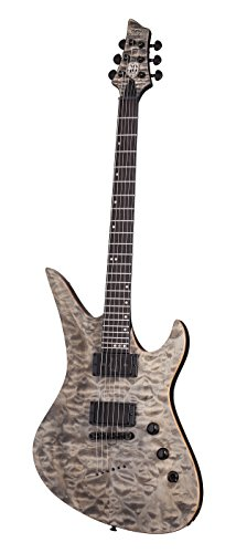 Schecter Avenger 40th Anniversary Solid-Body Electric Guitar, SLP