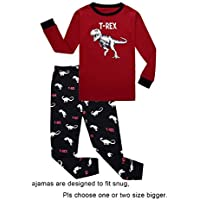 IF Pajamas Kids Cotton Toddler Sleepwear