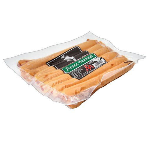 Natural Casing Hot Dogs - Alex's Meat Vienna Franks