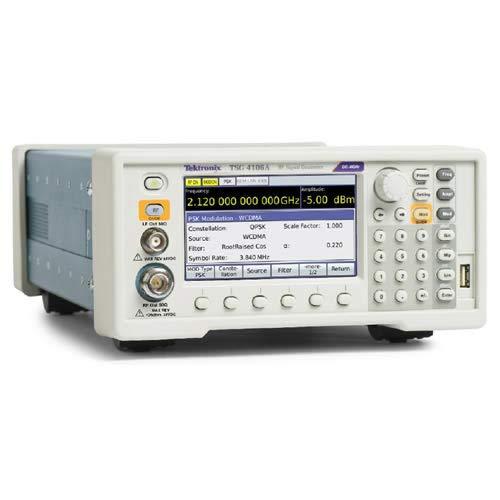 Tektronix TSG4104A-E1 4 GHz RF Signal Generator with OCXO and GPIB Interface